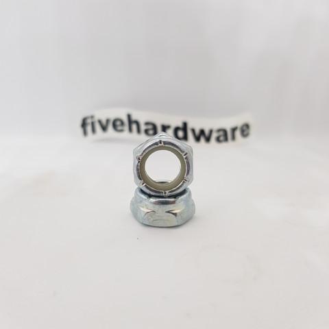 Гайки на кинг-пин Five - Silver