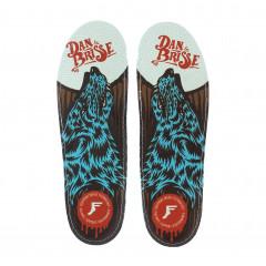 Стельки Footprint Kingfoam Orthotics Dan Brisse