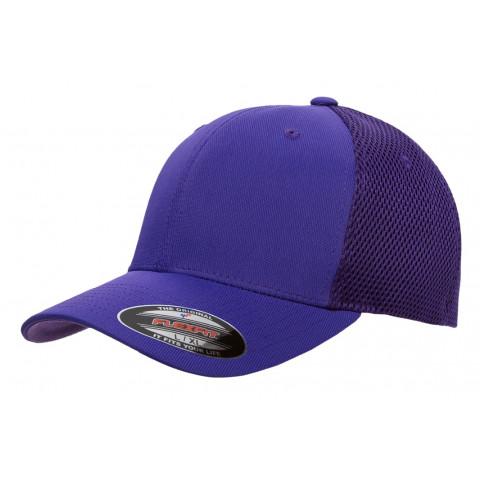 Кепка FlexFit 6533 - Ultrafibre & Airmesh Purple
