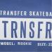 Чехол для скейтборда Transfer Rookie Navy