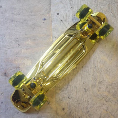 Круизёр Virage Skateboards Gold Bar 22""